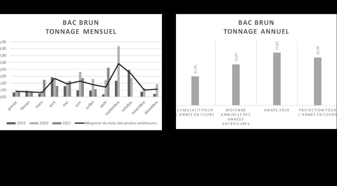 Bac brun AOÛT 2021