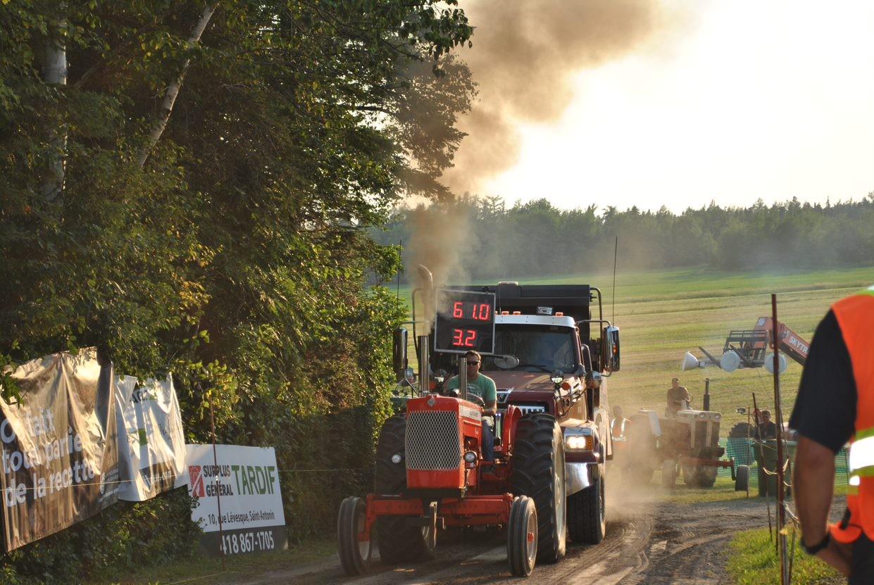 Tire de tracteurs 2