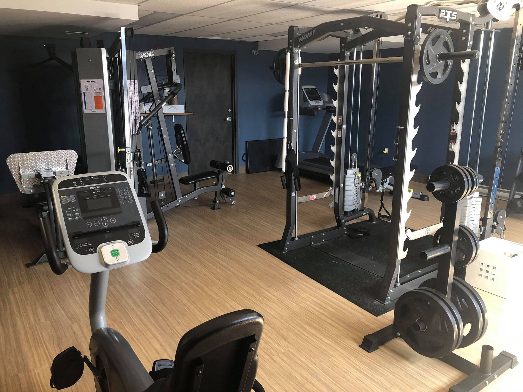 Salle de conditionnement physique 1