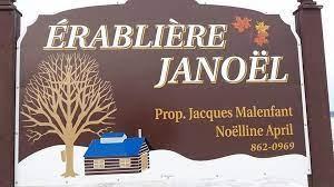 Érablière Janoël (Auteur : Louise Gagnon)